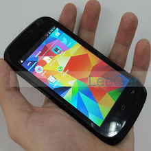 2014 new 3G android dual cpu dual sim card mobile phone with gift cover