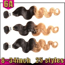 Brazilian Virgin Human Hair Alibaba Express Ombre 70 300g Excellent