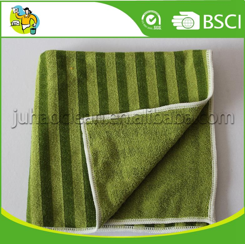 Super Quality Anti-Bacterial Bamboo Microfiber Cleaning Glass Cleaning Cloth Window Cloth for Mirror