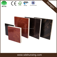 plywood bridge construction plank in China