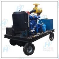 135L/min 210bar gasoline/petrol building high pressure washer brands Henan, pressure cold water cleaning machine