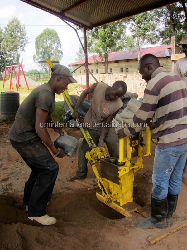 малом масштабе низкие инвестиции мент qmr2-40 руководство глиняного кирпича машина поставщиком в южной африке