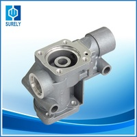2015 hot selling products die casting with machining