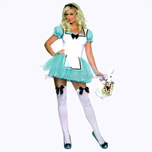 Party Role Play Enchanted Alice Women'S Costume