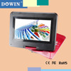 Factory Price EVD Player 11.6 Inch Screen Portable DVD Player,TV Player DVD Portatil