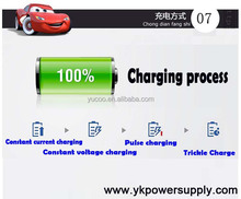 12V 10A Battery Charger AC 220-240V Input, Lead Acid or Gel Battery Charge