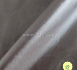 Nylon twill fabric for down garment