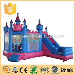 Princess Inflatableinflatable boats made in china/Inflatable Jumping Castle kids outdoor games