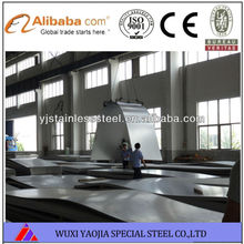 Price 316l stainless steel plate of brush surface finsh 1.5mm thick SS plate