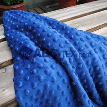 50mts MOQ mixed colors 29% off good quality China produced ultra soft embossed ef velboa