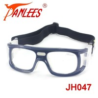 Panlees Plastic Eyewear Frame Optical Football Safety Glasses Basketball Protect Goggle