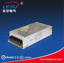 Reliable brand LEYU CE ROHS Approved 150W 12V S-150-12 Led driver ac dc power supply (smps)
