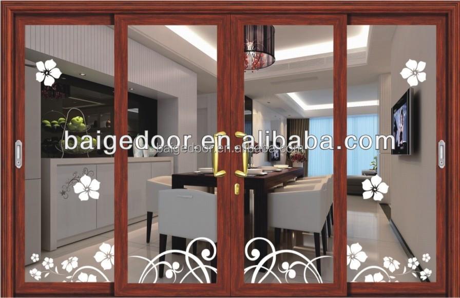 Panel Sliding Closet Doors Bg Aw9148 Buy 4 Panel Sliding Closet