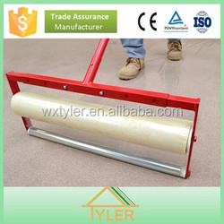 For House Decoretive Painting Floor Protective Adhesive Backed Plastic Film