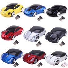 2.4Ghz Wireless car shap mouse computer mouse for laptop computer