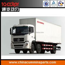 6X2 EQ5203XXXT cheap dongfeng van truck for sale