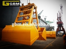 12M3 remote control marine grab for 64000t bulk carrier