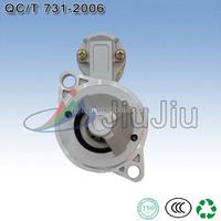 we provide rebuilt starter for N ISSAN with 8/9T CW 12V 0.8KW OEM NO:23300-U0101