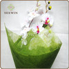 Hot Sell Long Fiber Non Woven Flower Wrapping Sleeve