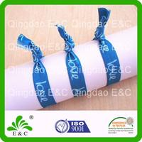 Oeko-tex100 latex free hair elastics