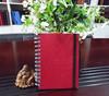 Professional Supplier Custom Cheap Spiral Hardcover Notebooks