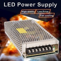 High Quality 12V 10A 120W Switch Switching Power Supply / psu for CCTV camera for Security System 110-240V