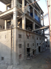 China tipo nuevo cemento molienda planta