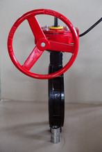 300 psi wafer end butterfly valve approved UL fire usage DN250