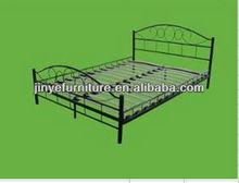 Venta caliente de metal cama/cama de hierro