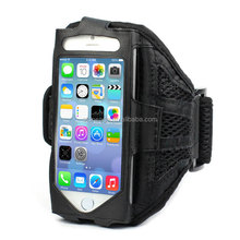 Flexible Durable Mesh Sports Running Phone Armband for iphone
