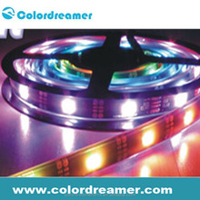2015 Exclusive high quality professional lower price programmable rgb led strip light rgb with Madrix software
