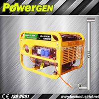 Top Seller!!!Powergen Portable Home Use 3KW Petrol National Gas Generator