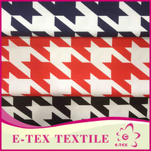 Textile fabrics supplier China wholesale 100% cotton printed poplin fabric