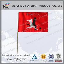 Good quality best selling cool country hand flags