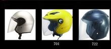Half face motorcycle carbon fiber helmet