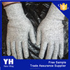 Aramid Fiber Cut Resistance Gloves PU HPPE Cut Resistant Level 5 Work Gloves