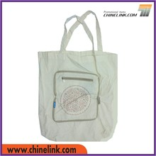 Total Foldable Cotton Cloth Shopping Tote Bag/Shopper