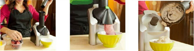 Made in China hot sell automatic gaggia ice cream maker