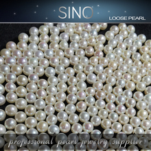 loose pearls for sale Fancy loose pearls for kids DIY craft loose flat back pearl