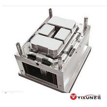 Made in china custom urethane plastic casting , plastic injection mold machine