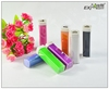 Factory Outlets best small gift Power Bank 2600mAH for Mobile Phone