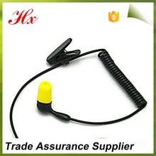 only listen yellow color single foam earbuds wholesale