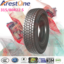 google china Alibaba trade assurance Arestone tubeless tires 315/80R22.5 radial truck tires suitable for minning