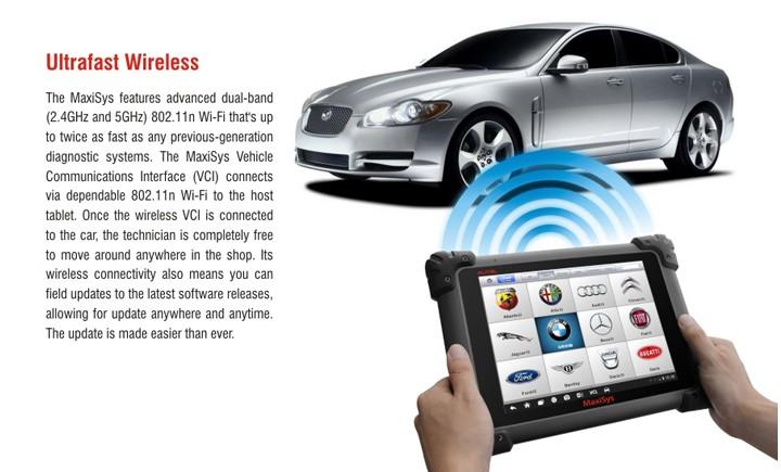 maxisys pro autel ms908p bosch kts scanner de voiture universel avec wifi autel j2534 en ligne. Black Bedroom Furniture Sets. Home Design Ideas