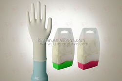 sterile surgical latex gloves powder free