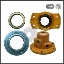 Custom japanese steel cnc machining agriculture tracked vehicle parts