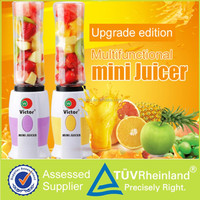 VT-04 shake n take 3 blender/3 in 1 food processor blender/mini portable electric blender