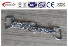 carbon steel chock chain dog collar dog lead chain