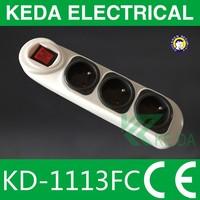 Electrical outlet / France socket / Power strip