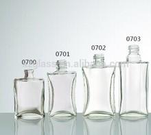 100 ml botella de vidrio